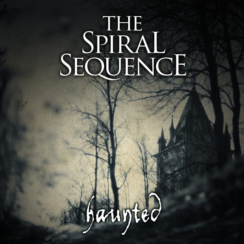 The Spiral Sequence Haunted Single Cover